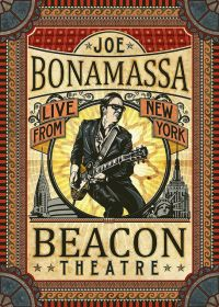 Cover Joe Bonamassa - Live From New York - Beacon Theatre [DVD]